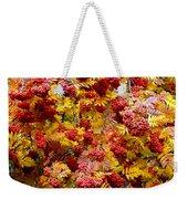Days Of Autumn 18 Weekender Tote Bag