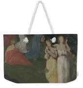 Death And The Maidens  Weekender Tote Bag