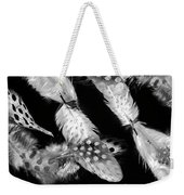 Decorated In Black And White Weekender Tote Bag