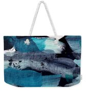 Deep Blue #1 Weekender Tote Bag