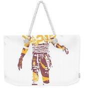 5a4fda640 Deion Sanders Washington Redskins Pixel Art 2 Mixed Media by Joe ...
