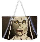 Demon Nun Weekender Tote Bag