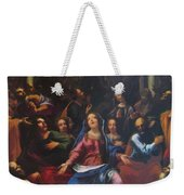 Descente Du Saint Esprit 1635 Weekender Tote Bag