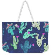 Desert Nights Weekender Tote Bag