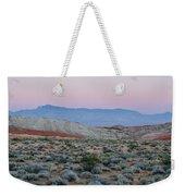 Desert On Fire No.2 Weekender Tote Bag