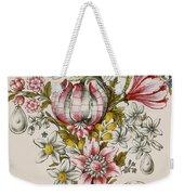 Design For Sprays Of Flowers Weekender Tote Bag