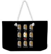 Deus Vult Weekender Tote Bag