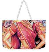 Devika Dance Weekender Tote Bag
