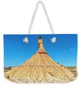 The Desert Of The Royal Bardenas Weekender Tote Bag
