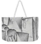 Digital Remastered Edition - Houses In Paris, Place Ravignan - Original White Weekender Tote Bag