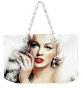 Diva Mm Bright Weekender Tote Bag