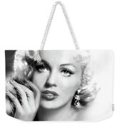 Diva Mm Bw Weekender Tote Bag