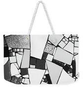 Divided Shapes Weekender Tote Bag