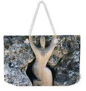 Divine Goddess Weekender Tote Bag