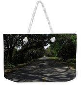 Dixie Highway In Micanopy Florida Weekender Tote Bag
