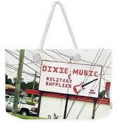 Dixie Music Weekender Tote Bag
