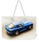 Dodge Viper Gts Weekender Tote Bag