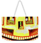 Dom The Sun Sugarskull Weekender Tote Bag