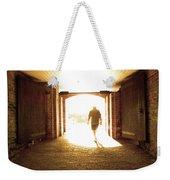 Don't Go Weekender Tote Bag