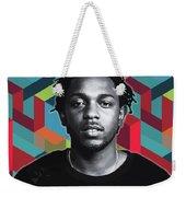 Don't Kill My Vibe Kendrick Weekender Tote Bag