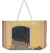 Doorway To The Festival Of Lights Weekender Tote Bag