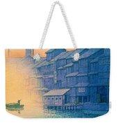Dotonbori Morning - Top Quality Image Edition Weekender Tote Bag