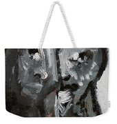 Double Portrait Weekender Tote Bag