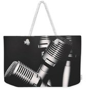 Downtown And Dimly Lit  Weekender Tote Bag