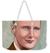 Dr. James Roderick II Weekender Tote Bag by Tom Roderick