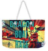 Dragon Boat Race Weekender Tote Bag
