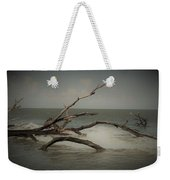 Drifting Along With The Tide Weekender Tote Bag