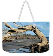 Driftwood Beach Weekender Tote Bag