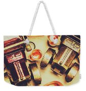 Drinks Delivery Weekender Tote Bag