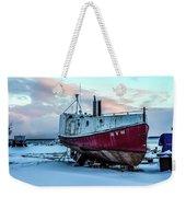 017 - Dry Dock Weekender Tote Bag