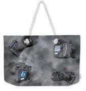 Dslr Cameras Weekender Tote Bag