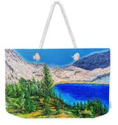 Duck Pass Weekender Tote Bag by Kevin Daly
