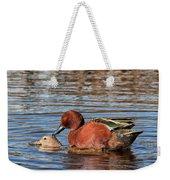 Ducky Delight Weekender Tote Bag