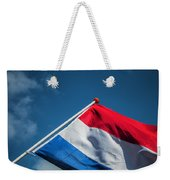 Dutch Flag Weekender Tote Bag