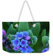 Dwarf Bluebell Detail Weekender Tote Bag