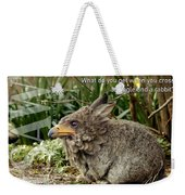 Eaglabbit Weekender Tote Bag by ISAW Company
