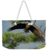 Eagle Flight 1 Weekender Tote Bag