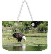 Eagle's Drink Weekender Tote Bag