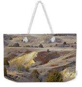 Early Spring Prairie Reverie Weekender Tote Bag
