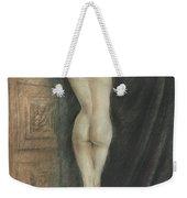 Edouard Chimot Nude In Boudoir  Weekender Tote Bag