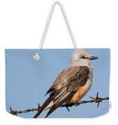 Edward Scissor Tail Weekender Tote Bag