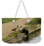 Egyptian Geese Weekender Tote Bag