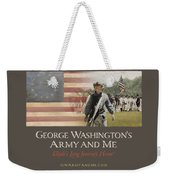 Elijah And George Film  Weekender Tote Bag