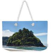 Emerald Isle Weekender Tote Bag