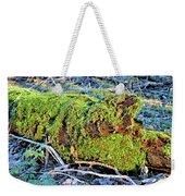Emerald Tree Weekender Tote Bag