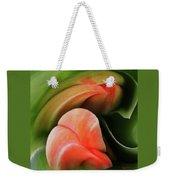 Emerging Tulips Weekender Tote Bag